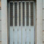 Rénovation persiennes métalliques